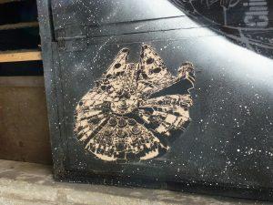 Millenium Falcon | Detail
