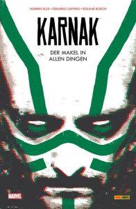 Marvel | Karnak - Der Makel in allen Dingen | Panini-Verlag