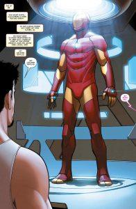 IRON MAN PAPERBACK 1: UNBESIEGBAR - Detail