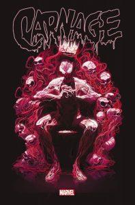 Carnage - das Buch der Verdammten | Band 2 con 3
