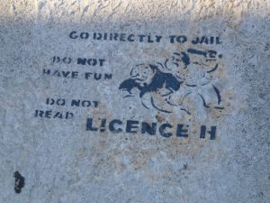 """Go Directly To Jail 
