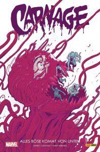 Carnage - alles Böse kommt von unten | Band 3 von 3