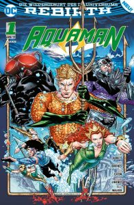 DC-Comic | Aquaman 1 | Rebirth | Panini-Verlag