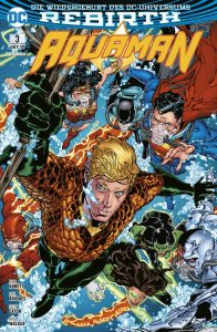 DC-Comic | Aquaman 3 | Rebirth | Panini-Verlag