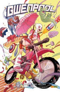 Marvel | Gwenpool - Die einzig wahre Heldin | Panini-Verlag