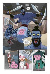 Aus dem Inhalt: Marvel | Gwenpool - Die einzig wahre Heldin | Panini-Verlag