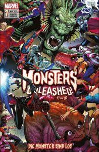 "Marvel Comics | ""Monsters Unleashed - die Monster sind los (Teil 1 von 3)"" | Panini Verlag"