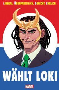 """Marvel - """"Wählt Loki"""" Panini Verlag"""