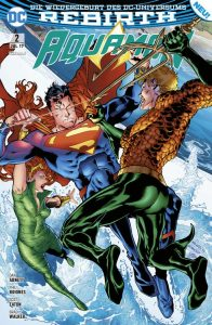 DC-Comic | Aquaman 2 | Rebirth | Panini-Verlag