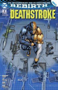 DC- Comic | DEATHSTROKE 2 | Rebirth | Panini-Verlag