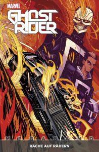 Marvel | GHOST RIDER MEGABAND 1: RACHE AUF RÄDERN | Panini Verlag