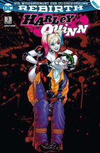 DC Comic | HARLEY QUINN 3 - Liebesgrüße vom Joker | Panini-Verlag