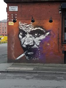 Smoker - C215 in Manchester