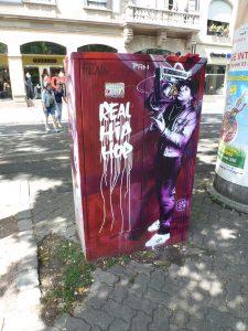 Real Hip Hop - Strassburg / Frankreich