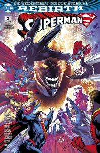 DC-COMIC | SUPERMAN SONDERBAND 3: SUPERMEN AUS ALLER WELT | Panini Verlag