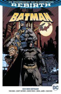 DC-Comic | BATMAN PAPERBACK 1: ICH BIN GOTHAM | Panini-Verlag