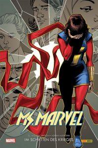 Marvel | MS. MARVEL 2: DER CYBER-TROLL | Panini-Verlag
