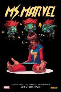 Marvel | MS. MARVEL 3: DER CYBER-TROLL | Panini-Verlag