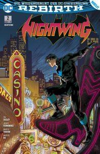 DC-COMIC | NIGHTWING 2: BLÜDHAVEN | Panini-Verlag