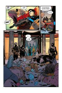 DC-COMIC | NIGHTWING 2: BLÜDHAVEN | aus dem Inhalt | Panini-Verlag
