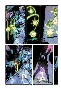 Detail aus: Marvel | DOCTOR DOOM: IRON MAN 1: ROLLENTAUSCH | Panini-Verlag