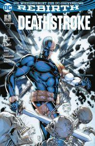 DC Comic | DEATHSTROKE 4 (VON 5): DÄMMERUNG | Panini Verlag