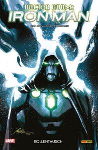 Marvel | DOCTOR DOOM: IRON MAN 1: ROLLENTAUSCH | Panini-Verlag