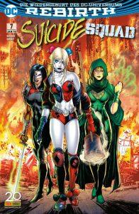 DC-COMIC | SUICIDE SQUAD 7 | Panini Verlag