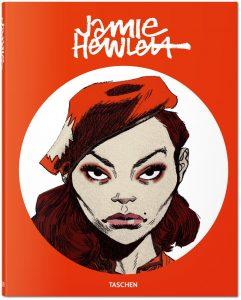 Jamie Hewlett: Cover der 2ten Ausgabe