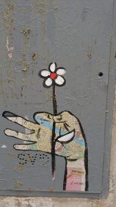 Sag´s mit Blumen oder Frühling in Florenz | Paper Work