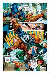 DC COMIC | AQUAMAN 5: UNTERWELT | PANINI VERLAG | aus dem Inhalt