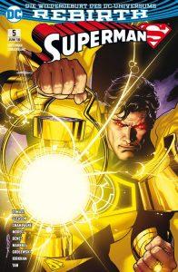 DC | SUPERMAN SONDERBAND 5: DIE MACHT DER FURCHT | PANINI VERLAG