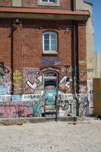 Graffiti | Mr Nice Guy, Tumblingerstraße, München