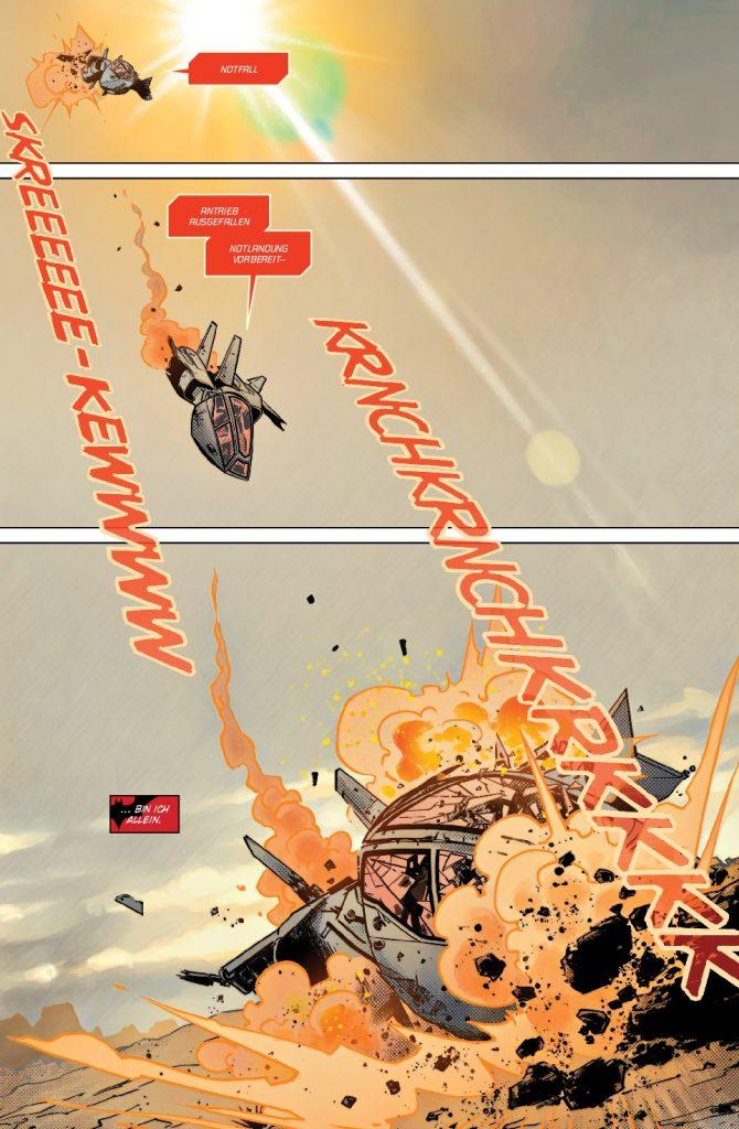 DC | BATWOMAN 2: WUNDERLAND DES SCHRECKENS | aus dem Inhalt