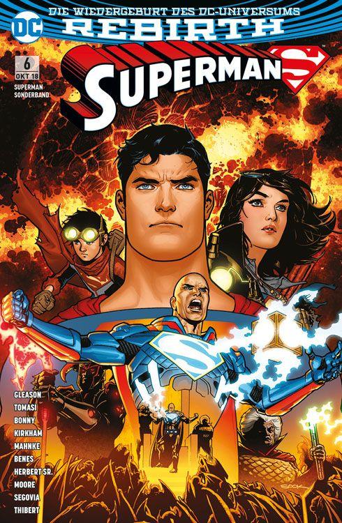 DC | SUPERMAN SONDERBAND 6 | PANINI VERLAG