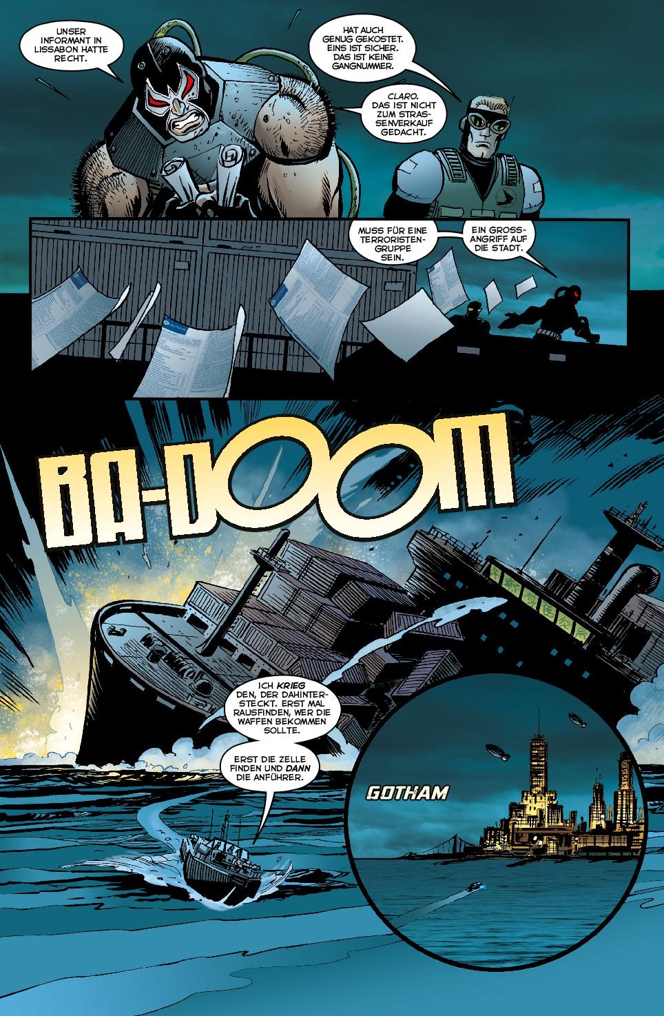 DC | BATMAN: BANE DER EROBERER | PANINI VERLAG